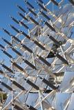 Zonnepanelen Stock Fotografie