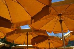 zonnescherm 3 stock afbeelding