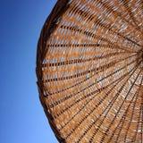 zonnescherm Stock Afbeelding