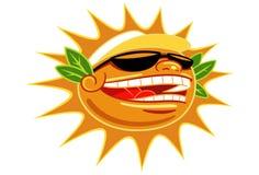 zonneschijn Royalty-vrije Stock Afbeelding