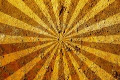 Zonnestraal op textuur stock afbeeldingen