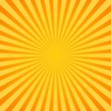 Zonnestraal, Stralen, Stralen Gloeiend, stralende achtergrond vector illustratie