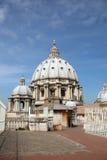 Zonnig beeld van Rome Stock Fotografie