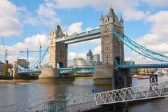 Zonnig Londen Royalty-vrije Stock Afbeelding