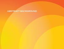 Zonnige abstracte achtergrond Stock Fotografie