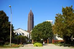 Zonnige dag in Atlanta. royalty-vrije stock foto's