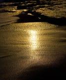 Zonsondergang bijna #2 Royalty-vrije Stock Fotografie