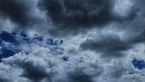 Zonsonderganghemel Stock Foto