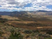 Zonsondergangpunt Arizona Royalty-vrije Stock Afbeeldingen