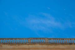 Zonsondergangterras Stock Afbeeldingen