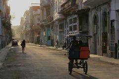 Zonsopgang in Havana Royalty-vrije Stock Fotografie