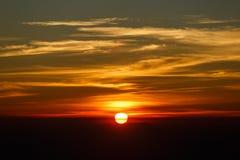Zonsopgang & Sunsets royalty-vrije stock foto's