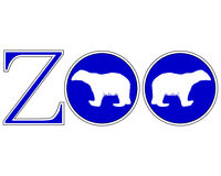 Zoo animals Royalty Free Stock Images