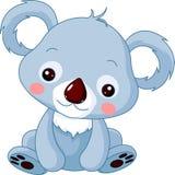 Zoo d'amusement. Koala illustration de vecteur
