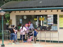 Zoo de Ragunan, Jakarta Photos libres de droits