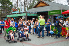 Zoo di Bronx fotografie stock