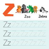 Zoo drawing line vector design royalty free illustration