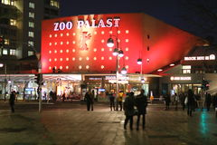 Zoo Palast Royalty Free Stock Images