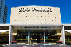 Zoo Palast in Berlin Stock Photos
