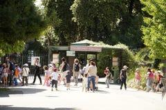 Zoo Roma fotografie stock
