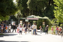 Zoo Rome photos stock