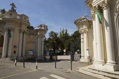 Zoo rome Stock Photo