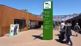Zoo Sydney New South Wales Australia di Taronga Immagini Stock Libere da Diritti
