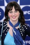 Zooey Deschanel Royalty Free Stock Photography