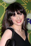 Zooey Deschanel Royalty Free Stock Photo