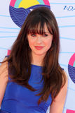 Zooey Deschanel Royalty Free Stock Images