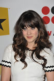 Zooey Deschanel Stockfoto