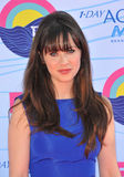 Zooey Deschanel Stock Photo