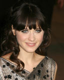 Zooey Deschanel Stock Photography