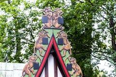 Zoologiczni ogródy w Niemcy Fotografia Stock
