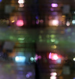 zoom światła obraz stock
