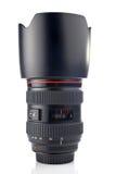 Zoom camera lens Stock Photo