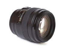 Zoom camera lens Royalty Free Stock Image