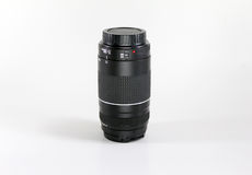 Zoom Camera Lens Isolated Stock Photography