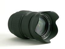 zoom de lentille Images libres de droits
