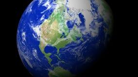 """zoom för jord 4K: Ottawa †""""Kanada arkivfilmer"""
