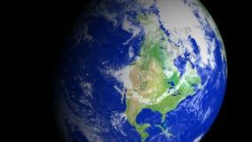 """zoom för jord 4K: San Francisco †""""USA lager videofilmer"""
