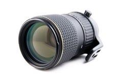 zoom för telephoto för slr för kameralins Royaltyfri Bild