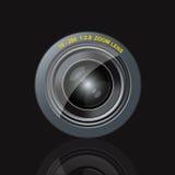 Zoom lens Stock Image