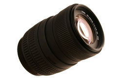 Zoom lens. A tele photo zoom lens Stock Photography