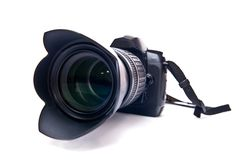 Zoom lens Royalty Free Stock Photography