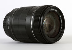 Zoom lens for digital SLR Stock Photos