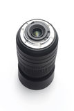 Zoom lens with metal mount Royalty Free Stock Photo