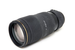Zoom lense Royalty Free Stock Photo