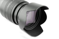 zoom soczewek Fotografia Stock