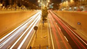 Zoom in speeding car medium. Video of zoom in speeding car medium stock footage